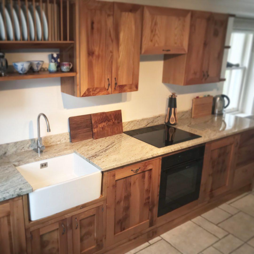 Elm Shaker Style Kitchen